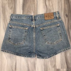 Calvin Klein Jeans Shorts (Vintage)